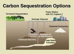 Un nou studiu asociaza o serie de mici cutremure cu injectia dioxidului de carbon in subteran
