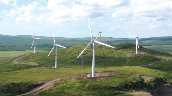Îngheţul din eoliene: Anul acesta s-au montat 155 de turbine noi, de 2,5 ori mai puţine comparativ cu 2013