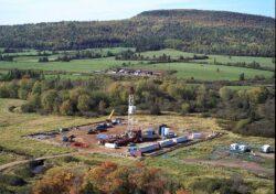 Gazele de sist: Actiune prin care se solicita suspendarea activitatii Chevron, depusa la Curtea de Apel