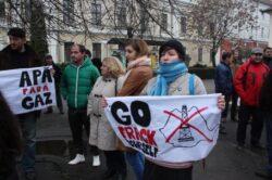 Sanmartinul a facut primul pas - Referendum impotriva exploatarii gazelor de sist