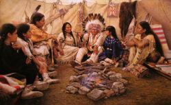 Din intelepciunea straveche: Codul etic al amerindienilor