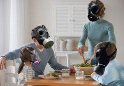 Poluarea aerului interiorul cladirilor este al patrulea factor de risc in scaderea sperantei de viata
