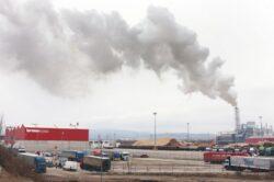 Kronospan detine tehnologie de protectie a mediului de ultima ora in fabrica de la Sebes