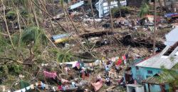 Cicloanele vor deveni tot mai violente si mai bogate in precipitatii, avertizeaza climatologii