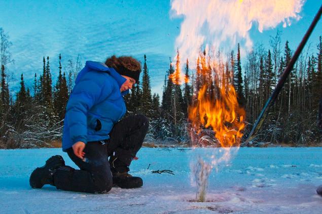 """Studiu: Permafrostul, o veritabilă """"bombă climatică"""" prea puţin cunoscută"""