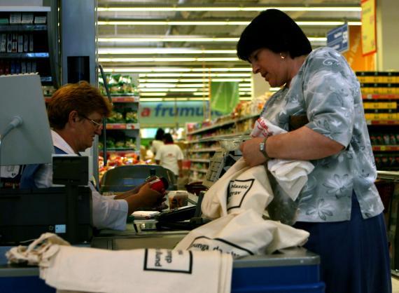 M?suri pentru reducerea folosirii pungilor de plastic la nivelul Comisiei Europene