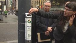 Vancouver lanseaza primul program de reciclare a resturilor de tigari