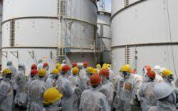 TEPCO deverseaza in mare apa subterana de la Fukushima