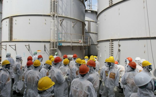 TEPCO deverseaz? în mare apa subteran? de la Fukushima