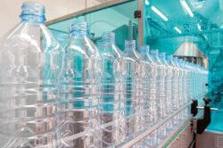 PET-ul a inlocuit sticla pe piata apelor minerale din Romania