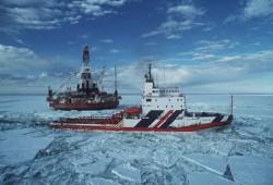 Gazprom incepe extractia hidrocarburilor in Arctica