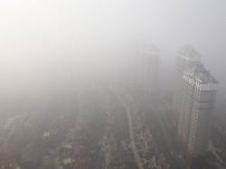 Poluarea din China se vede din spatiu. Masurile luate de autoritatile de la Beijing