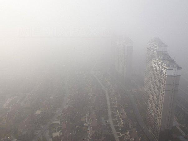 Poluarea din China se vede din spa?iu. M?surile luate de autorit??ile de la Beijing
