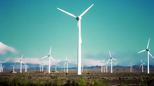 """De la începutul anului s-au montat doar 9 turbine eoliene. În 2013 au fost plantate 384 de """"mori"""""""