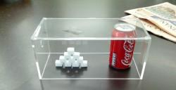Coca-Cola are prea mult zahar. O spune un sef din companie!