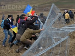 Activisti de mediu si localnici din Pungesti, in grava foamei pana cand Chevron va opri explorarea