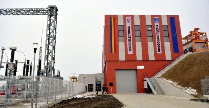 Ponta a inaugurat o hidrocentral? de 160 de milioane de euro la Racovi?a