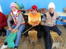 Impletituri din papura, o traditie readusa la viata la Letea, Delta Dunarii