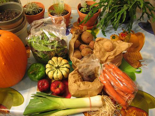 Beneficiile ?i riscurile dietei vegetariene