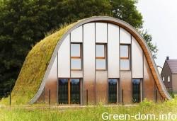 Eco casa Wave Home se schimba odata cu anotimpurile