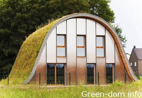Eco casa Wave Home se schimb? odat? cu anotimpurile