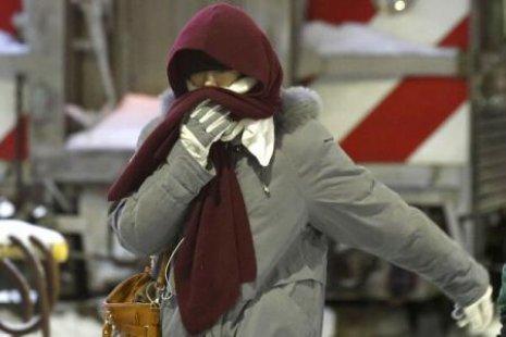 Americanii înghea??: În Montana, Dakota ?i Minnesota a fost mai frig decât la Polul Sud
