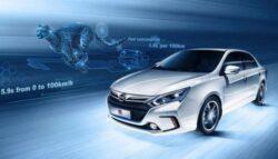 Chinezii au anuntat masina care consuma doar 1.6 l/100 km.