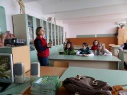 """Elevii de la Scoala """"Mircea Voda"""" au facut raportatrea pe luna decembrie in cadrul proiectului                                 ecOprovocarea"""