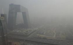 Poluarea din capitala Chinei, de 15 ori mai mare decât limita maxim? admis?