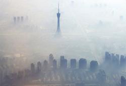 Turistii ocolesc Beijingul, din cauza poluarii
