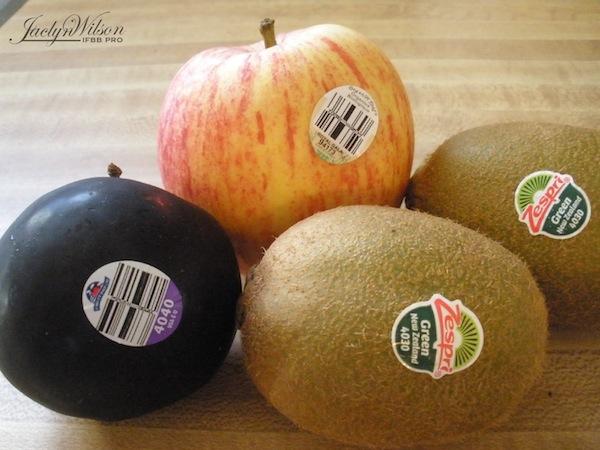 Fructe si legume modificate generic? Afla cum citesti codurile PLU