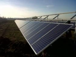 CIS Energy, parc fotovoltaic inaugurat în Cuci