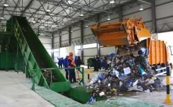 Baia Mare si doua orase din Ucraina vor sa-si faca statii de reciclare a deseurilor