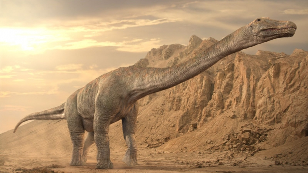Paleontologii au descoperit doua specii de dinozauri in Peninsula Arabica