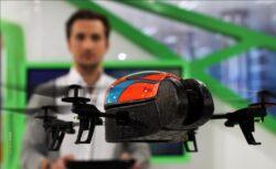 Guvernul interzice dronele. Ecologistii spun ca nu mai pot monitoriza taierea padurilor