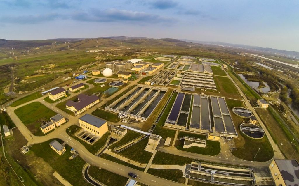 "Statia de epurare din Cluj produce energie ""verde"""