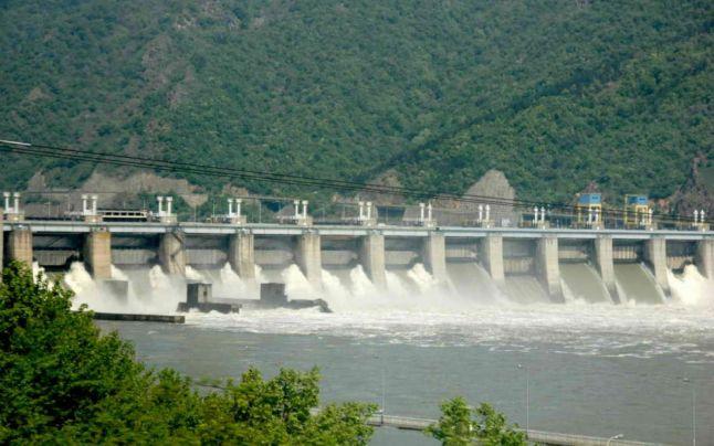 Prima amenajare hidroenergetic? cu acumulare prin pompaj din România, la Frunzaru