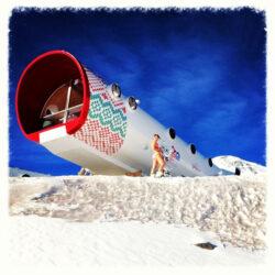 LEAPrus 3912, eco-hotelul aflat la cea mai mare altitudine