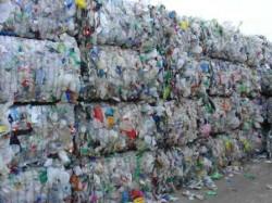 Numai 25% din deseurile din plastic sunt reciclate in momentul de fata in UE