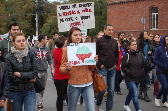Mesajul MiningWatch Romania pentru Klaus Iohannis
