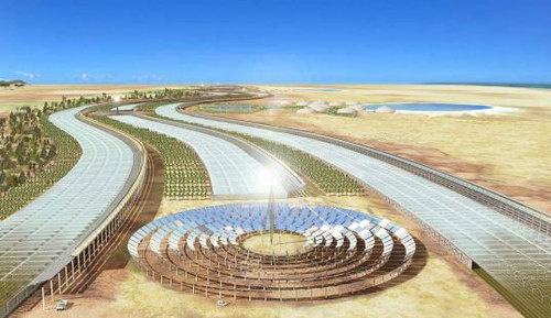 Fran?a ?i Germania ar putea concura cu China printr-un proiect comun de produc?ie a panourilor solare