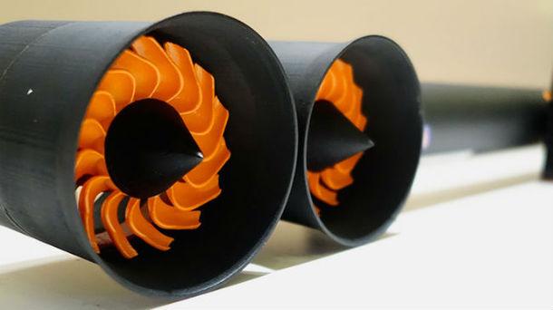 Mini-turbine pentru incarcarea bateriilor