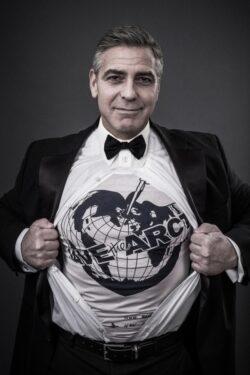 George Clooney vrea sa salveze planeta