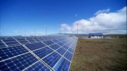Cel mai mare parc solar din tara, la Grojdibodu