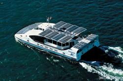 Sydney SolarSailor – nava de croaziera cu vele solare