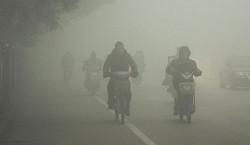 "China: Presedintele Xi Jinping se plimba prin Beijing, in plina ""airpocalypse"""