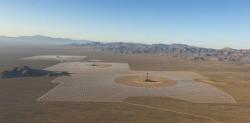 Cea mai mare centrala solara din lume asigura energia electrica pentru 140.000 de locuinte