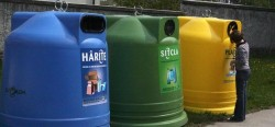 Sute de tone de deseuri colectate selectiv in 2013