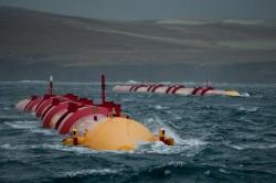 A doua faza de testare pentru convertorul Enel Green Power ce transforma energia valurilor in electricitate
