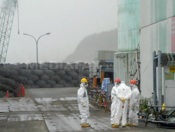 Nivel f?r? precedent de cesiu radioactiv într-un pu? situat între centrala Fukushima ?i Pacific